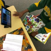 Adding images on Book Creator