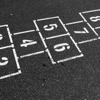 This is the hopscotch.